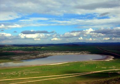内蒙古壮丽的草原