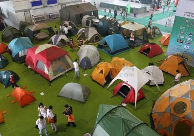 2007亚洲户外展帐篷节