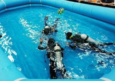 国际潜水展19日上海开幕