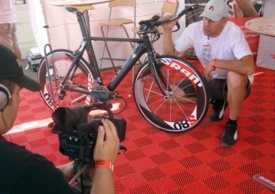 美国自行车展9月24日闭幕