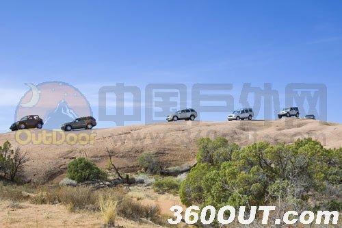 jeep越野挑战赛10月北美召开 高清图片