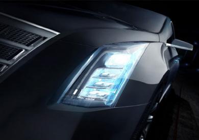凯迪拉克2011款CTS-V 将在底特律车展亮相