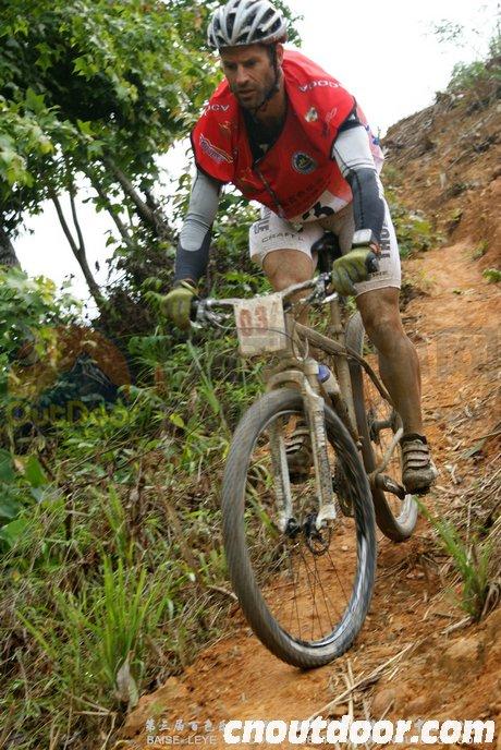 [第三赛段] 42公里山地自行车