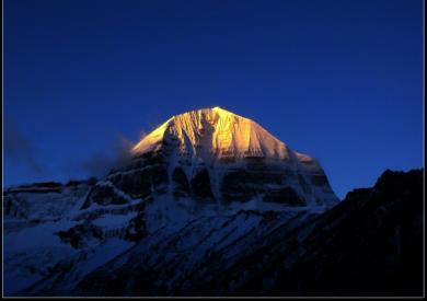 西藏阿里转山朝圣