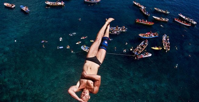 Cliff Diving World Series returns to its most stunning stop - Yucatan