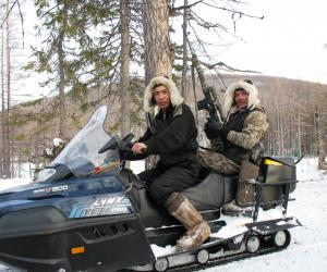 2012 Russia Expedition Series---Evenki Polar Hunting Expedition