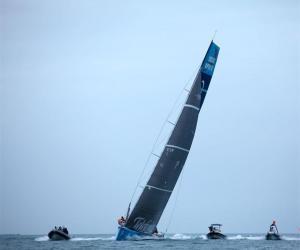 沃尔沃环球帆船赛吹响三亚大航海时代号角