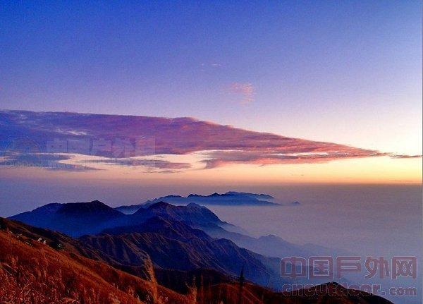 武功山国际帐篷节暨国际山地自行车赛9月举行