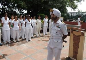 NCC sailing expedition flagged off for Gobind Sagar from Chandigarh