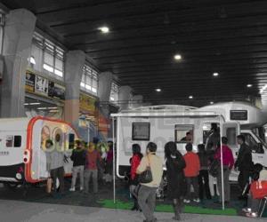 21RV房车露营展团集中亮相2010广州国际车展
