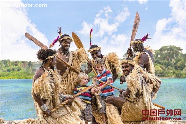 瓦努阿图 『二人行』全球旅行最佳目的地