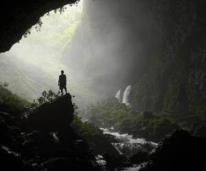 全球超乎想象的洞穴之美