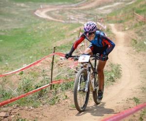 2017全国山地自行车锦标赛落幕 王帧再夺一金
