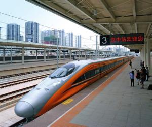 首条穿越秦岭高速铁路陕西段联调联试正式启动