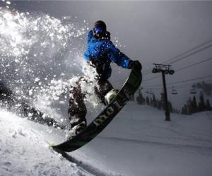 政策助力 胜地涌现 巨头参与……雪上运动究竟有多火热?