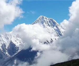 2017中国•甘孜环贡嘎山国际百公里山地赛将于8月18日开赛