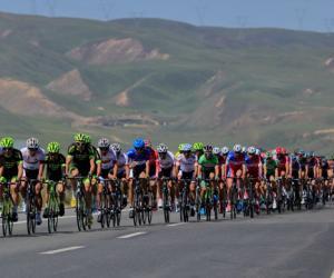 青海湖山地越野自行车嘉年华活动举行