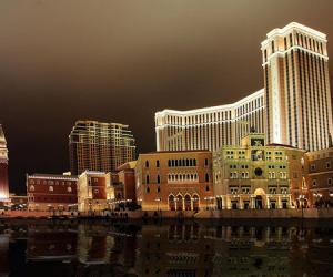 澳门将建设成世界旅游休闲中心