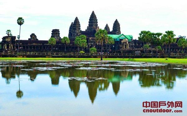 2017年柬埔寨接待中国游客突破百万人次