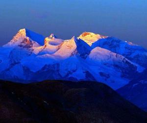 希夏邦马峰春季登山季因天气原因关闭