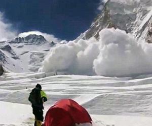 瑞士一徒步者因雪崩遇难 两个月后遗体终被寻获