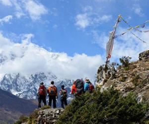 一名中国香港男子在尼泊尔徒步时不幸丧生