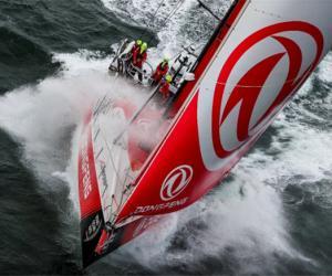 东风队夺得2017-2018沃尔沃帆船赛总冠军