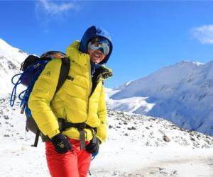 登山是一件可以专注做一辈子的事