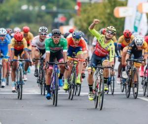 环太湖国际公路自行车赛收官 鲍里斯·瓦利喜提总冠军