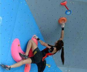 2018亚洲青年攀岩锦标赛将于11月1日在重庆举行