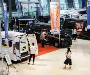 上海国际自驾游与房车露营博览会于11月开幕