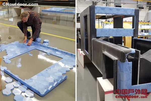 荷兰夫妇将太阳能3D打印塑料车辆驶入南极