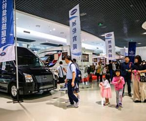 消费升级房车露营产业将成风口 房车展即将在沪举办