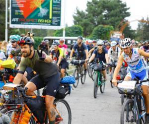 14天爬升26000米 这可能是最难的自行车赛