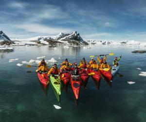 全球每5个赴南极游客中 就有一个是中国人