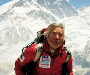日本高龄探险家将挑战南美最高峰 5年前成功登珠峰