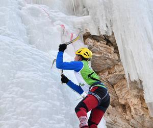 2019国际登联攀冰世界杯将于北京金水湖举行