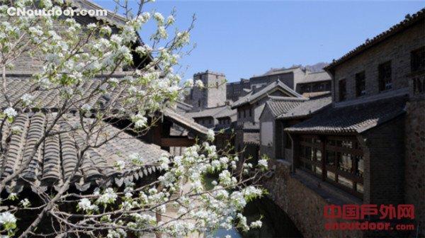 北京旅游度假新地标,古北水镇春游正当时