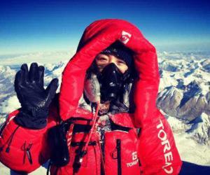 祝贺!探路者集团董事长总裁王静成功登顶珠峰