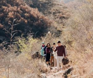 野三坡团建,大山里开会、梯田焖饭...过沉浸版向往的生活