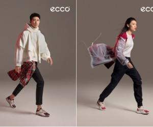 ECCO MULTI-VENT翱翔系列 带你鼠年潮启新风